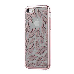 Affinity Shield for iPhone 7 / 8, Rosegold Leaf