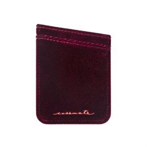 Case-Mate ID Pocket - Garnet