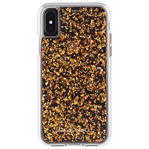 Case-Mate Karat Case for iPhone X, Rose Gold
