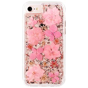 Case-Mate Karat Petals Case for iPhone 6s / 7 / 8, Pink