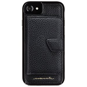 Case-Mate Compact Mirror Case for iPhone 6s / 7 / 8, Black