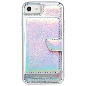 Case-Mate Compact Mirror Case for iPhone 6s / 7 / 8, Iridescent