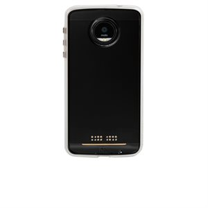 Case-Mate Naked Tough Case for Motorola Moto Z, Clear