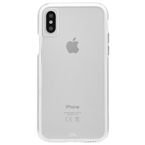 Case-Mate Naked Tough Case for iPhone X, Clear