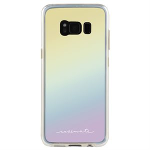 Case-Mate Naked Tough Case for Samsung Galaxy S8, Iridescent