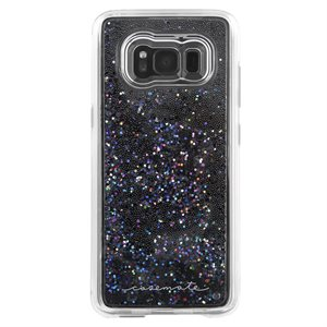 Case-Mate WaterFall Case for Samsung Galaxy S8, Black