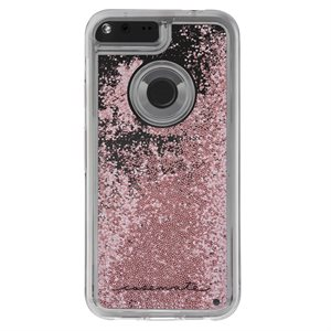 Case-Mate Naked Tough Waterfall Case for Google Pixel XL, Rose Gold