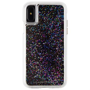 Case-Mate Waterfall Case for iPhone X, Black