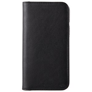Case-Mate Wallet Folio Case for iPhone X, Black