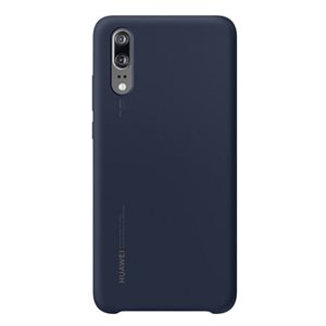 Huawei OEM silicone finish cover P20 Blue