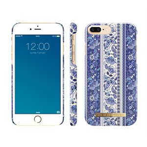iDeal Fashion Case for iPhone 7 Plus / 8 Plus, Boho Blue Pattern