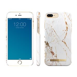 iDeal Fashion Case for iPhone 7 Plus / 8 Plus, Carerra Gold