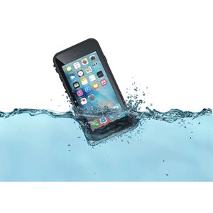 LifeProof FRÉ Case for iPhone 6 / 6S, Black