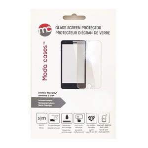 Moda Glass Screen Protector for LG K4, Clear