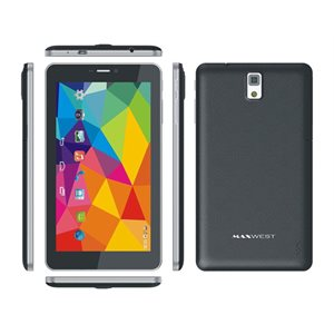 MaxWest Nitro 71 Android Phone, Black