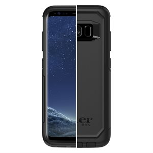 OtterBox Commuter Case for Samsung Galaxy S8, Black