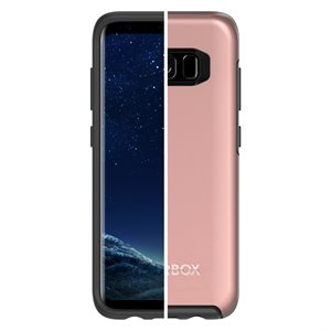 OtterBox Symmetry for Samsung Galaxy S8 Titanium, Pink Gold