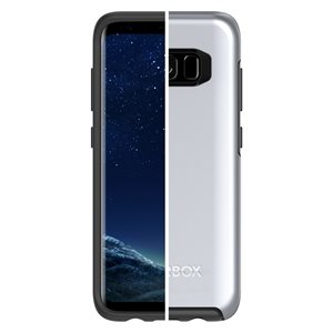 OtterBox Symmetry Case for Samsung Galaxy S8, Titanium