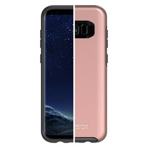 OtterBox Symmetry Case for Samsung Galaxy S8 Plus, Pink Gold