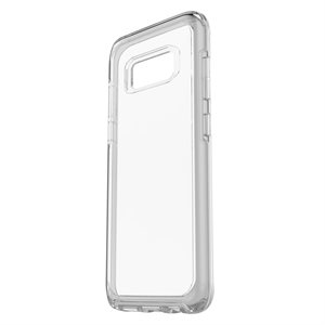 OtterBox Symmetry Case for Samsung Galaxy S8, Clear