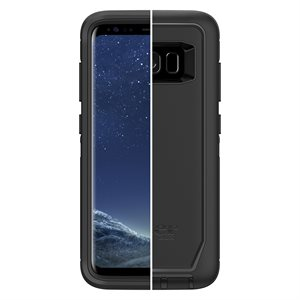 OtterBox Defender for Samsung Galaxy S8, Black