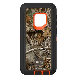 OtterBox Defender Samsung GS9 Real Tree Blaze Edge