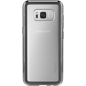 Pelican Adventurer Case for Samsung Galaxy S8 Plus, Clear / Black