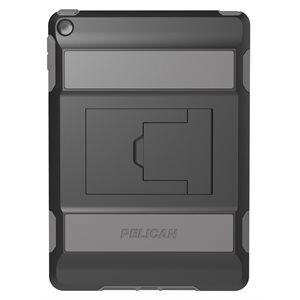 Pelican Voyager Case for iPad Mini 1 / 2 / 3, Black / Grey