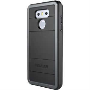 Pelican Protector Case for LG G6, Black / Grey