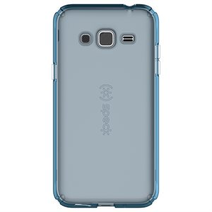Speck CandyShell Case for Samsung Galaxy J3, Rainstorm Blue