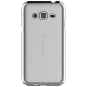 Speck CandyShell Case for Samsung Galaxy J3, Clear
