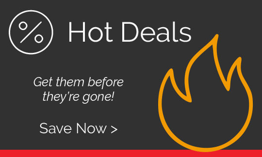 HOT DEALS: Great prices on Blowout Deals
